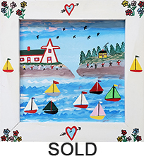 Don Sabean Sailboats