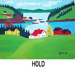 Maud Lewis Sandy Cove